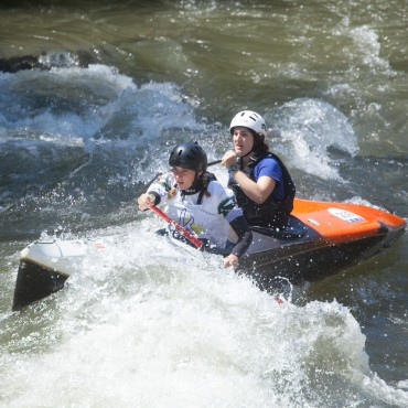 Wildwater competition